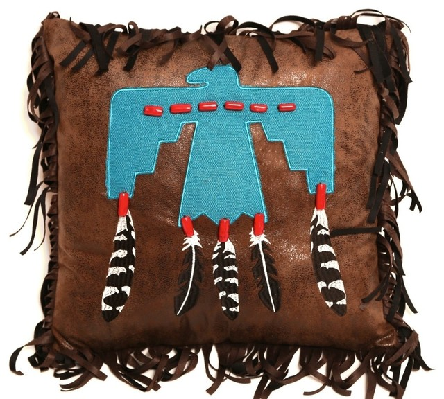 Thunderbird Pillow.