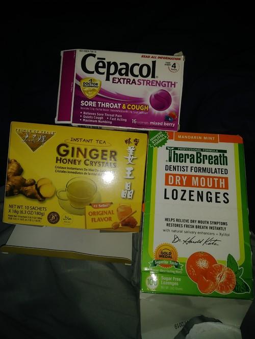 Relentless Night Cough/Post Nasal Drip