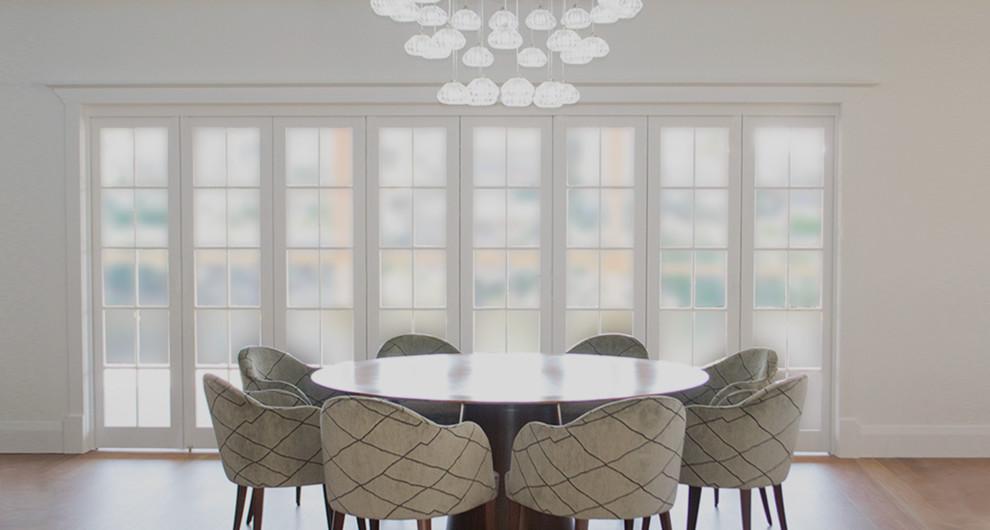 Dining Table - Custom made by Sharp Design Solutions in Tasmanian Oak.