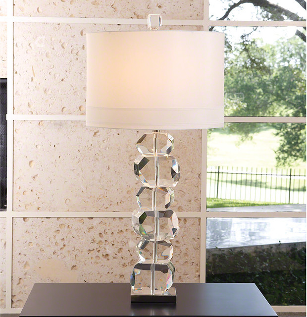 Global Views 8.82165 1 Light Accent Table Lamp