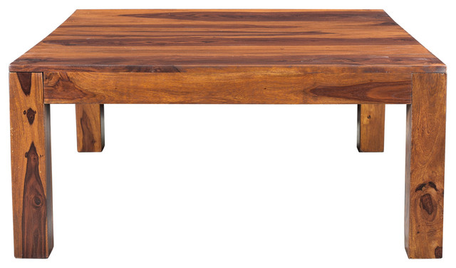 Small Cube Coffee Table.Timbergirl Solid Seesham Wood Cube Small Coffee Table Medium Square