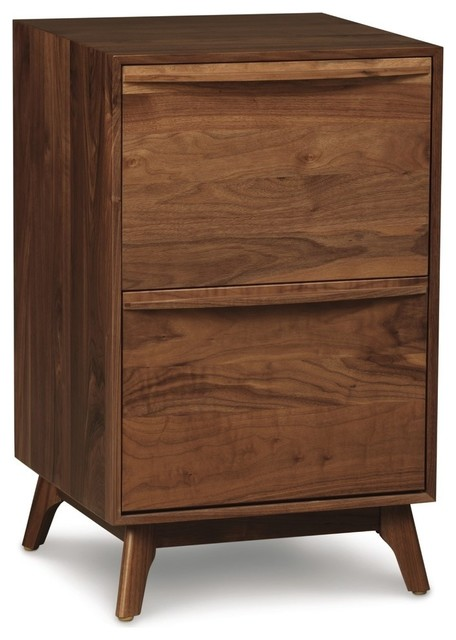 Catalina Narrow File Natural Walnut Coat