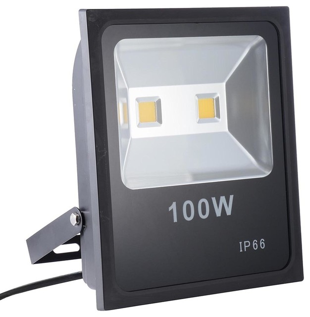 Yeshom 100w Led Flood Light Outdoor Landscape Lamp Ip66