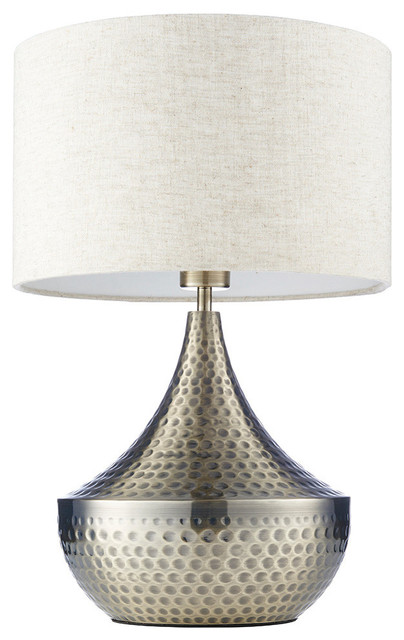 Oka table lamp antique brass contemporary table lamps by oka table lamp antique brass aloadofball Images
