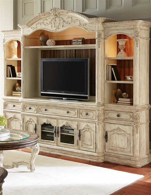 Entertainment Hutch victorian-entertainment-centers-and-tv-stands - Entertainment Hutch