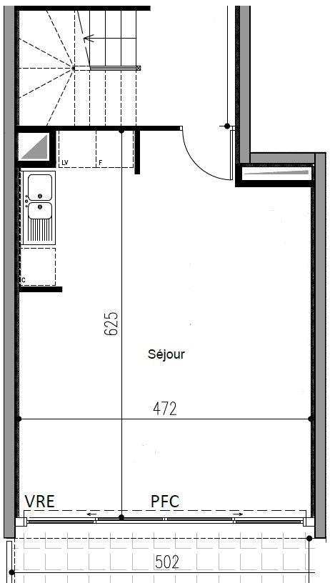 Conseil Pour Aménager Cuisine / Salle À Manger / Salon Dans 28M²