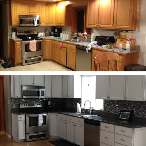 pictures of backsplash in kitchens said goodbye to the 1990 s 7439