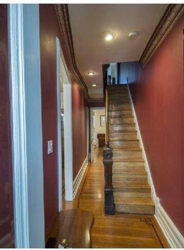 Hallway Color dark victorian hallway color crisis!