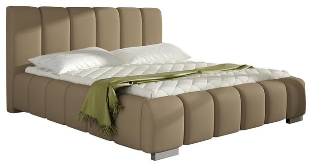 Longue Bed, Queen Size.