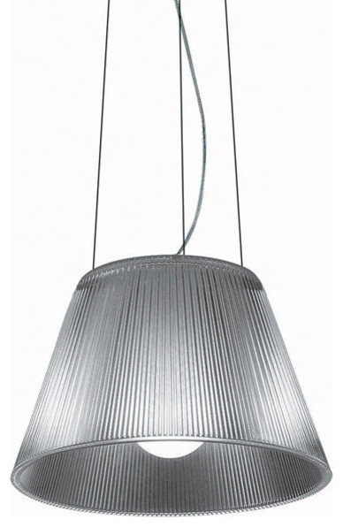 Flos Official Romeo Soft S Modern Pendant Lighting By Philippe Starck