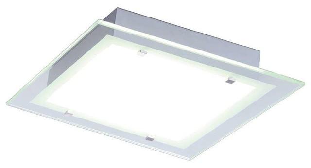 Et2 Lighting E22122-24al Transitional Flush Mount Ceiling Light.