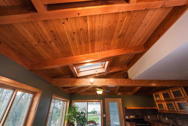 A Rustic Sunroom Mechanicsburg Pa