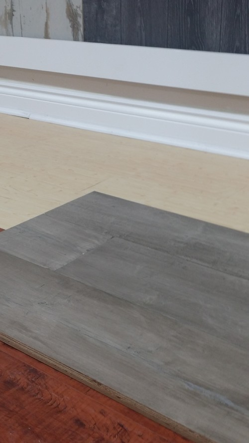 What Wall Color Grey With Maple Moonshine Floors