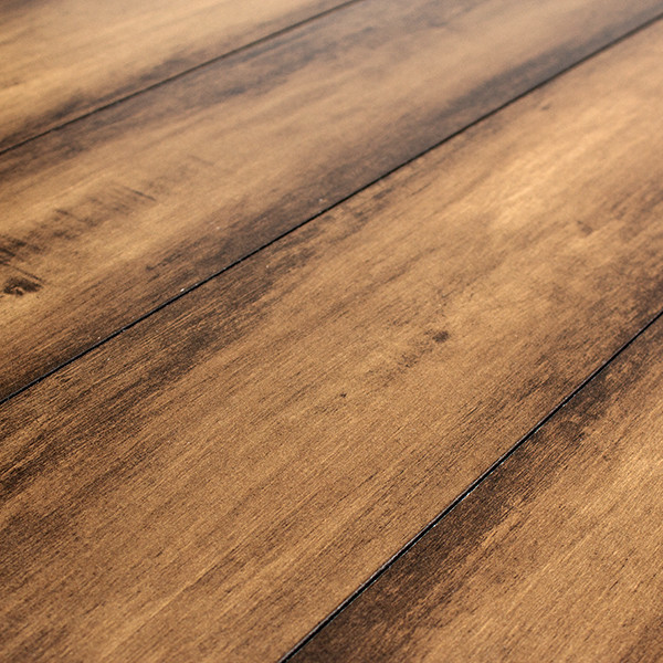 Timeless designs french bleed wicker 8mm laminate flooring for Laminate flooring designs