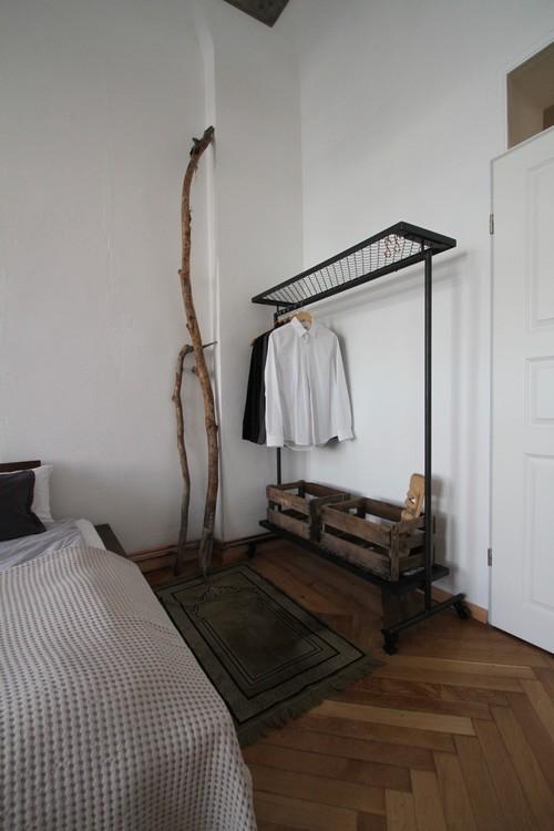 Kleiderstange Selber Bauen Die Diy Alternative Zum