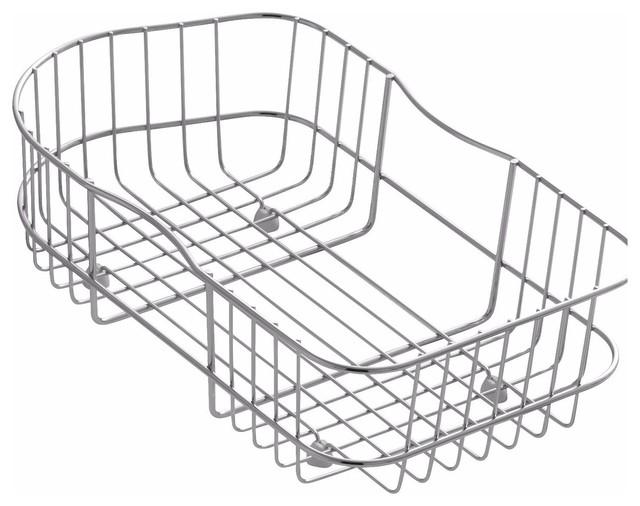 Kitchen Sink Accessories Basket k-3368-st staccato sink basket for large/medium sink