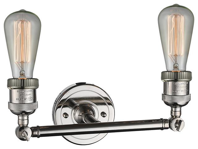 Moen Yb9863orb Waterhill Three Globe Bath Light Oil: Bare Bulb 2-Light Bath Fixture