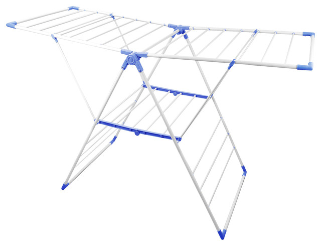 Bonita Geant Clothes Drying Stand Blue