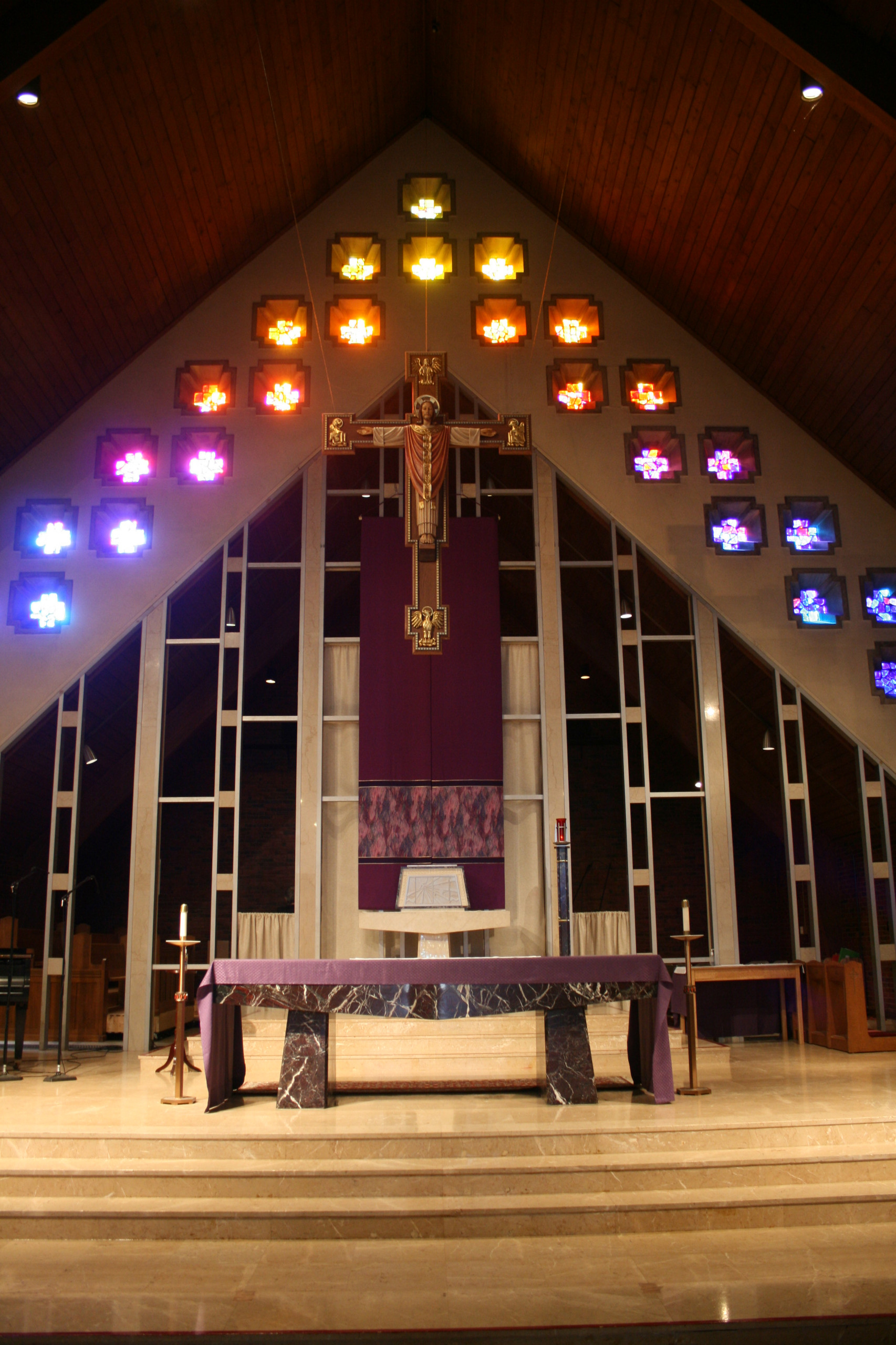 OLCA- Altar Rennovation