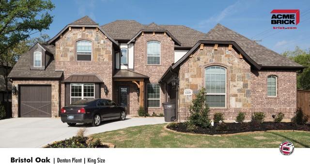 Bristol Oak - Dallas - by Acme Brick Company
