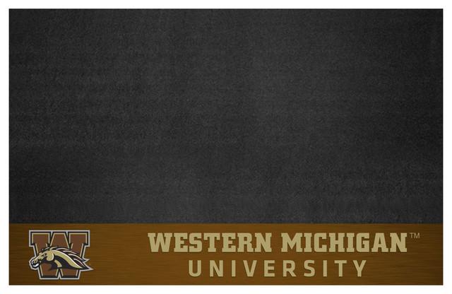 """Western Michigan Grill Mat, 26""""x42""""."""