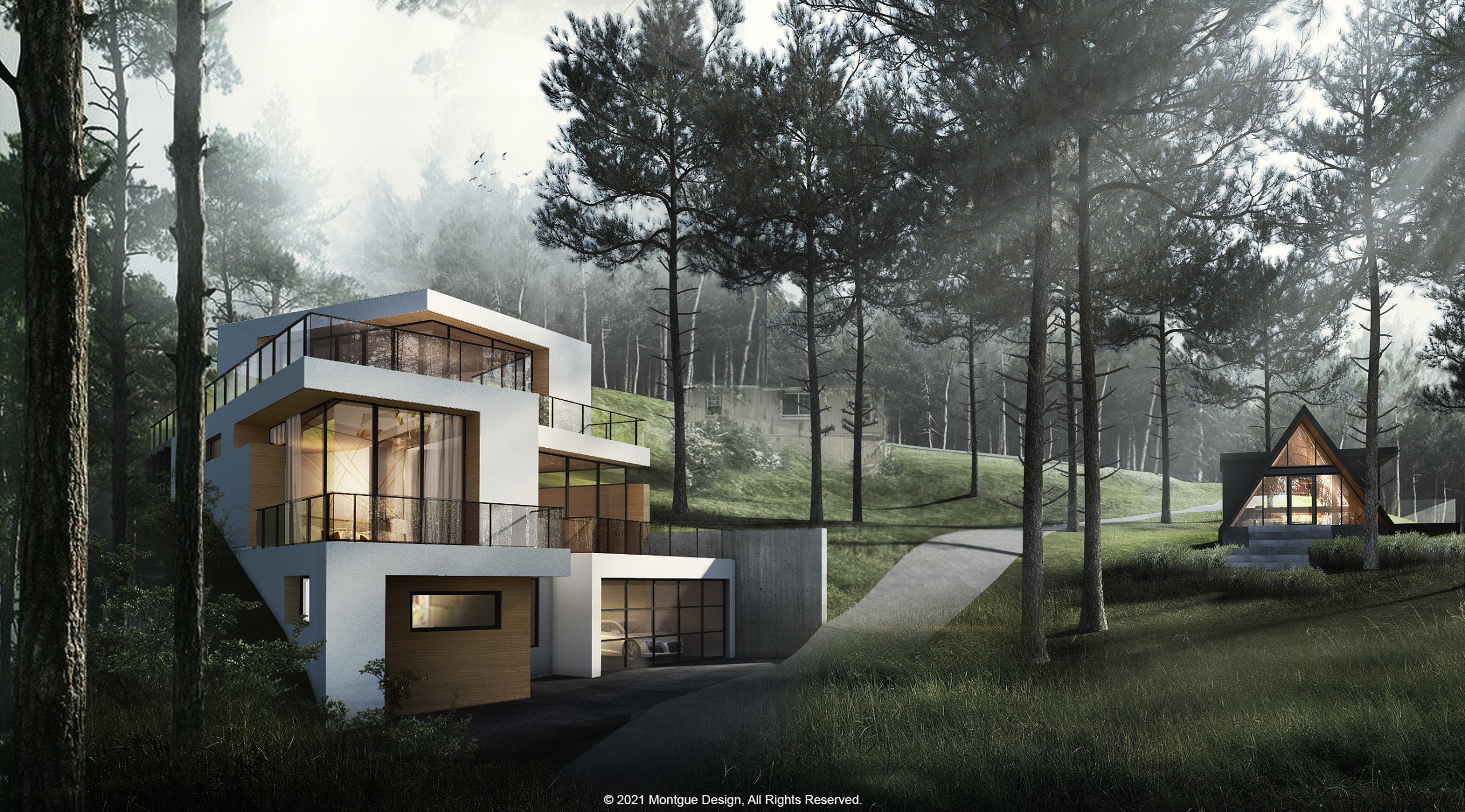 Modern Design Groundup - Los Gatos