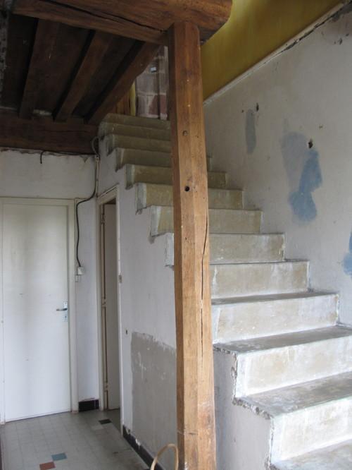 Fabuleux escalier à changer KE66