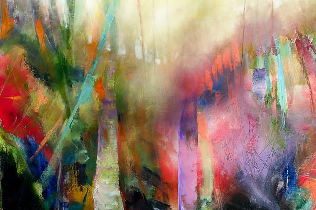 Cheryl Johnson Artist Light Coming