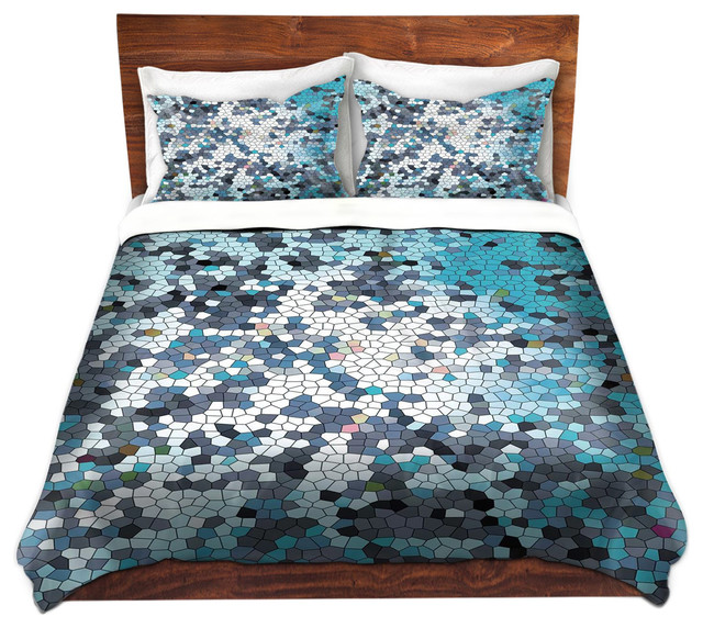 duvet covers microfiber from dianoche by iris lehnhardt 13704 | contemporary duvet covers and sets