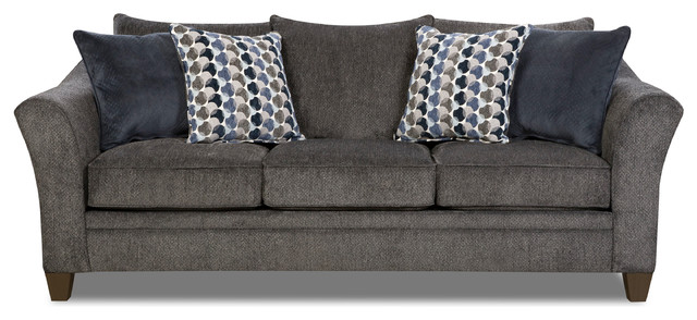 United Furniture Industries Simmons Upholstery Albany Slate