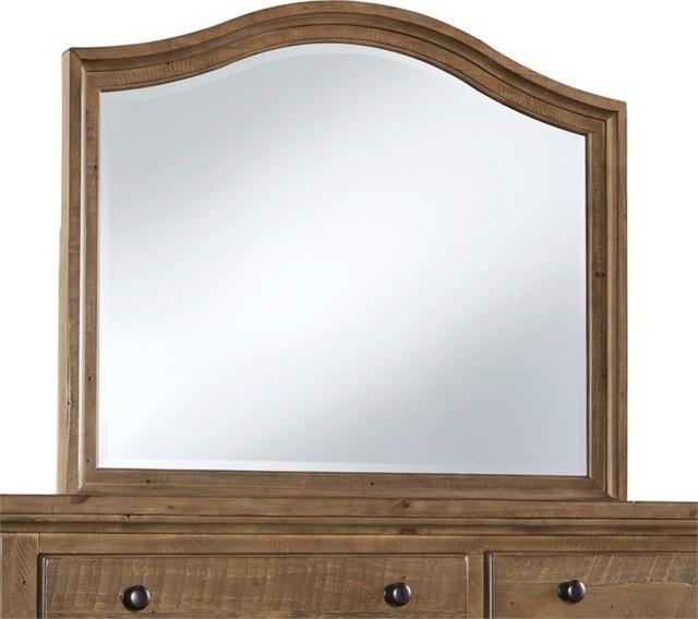 shop houzz ashley furniture homestore ashley trishley bedroom mirror light brown bedroom. Black Bedroom Furniture Sets. Home Design Ideas