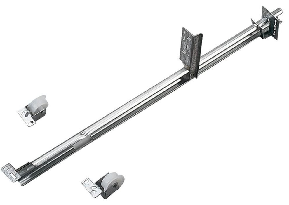 L Steel  Full Extension  Drawer Slide  2 pk Knape /& Vogt  20 in