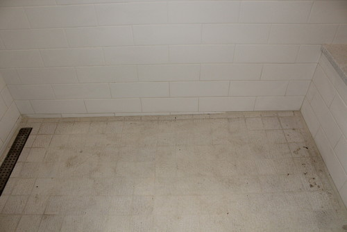 Second, There Are A Few Areas On The Shower Floor That Are Pooling Water.  When I Brought This Up, I Was Told It Was An Easy Fix And They Could Just  Cut ...