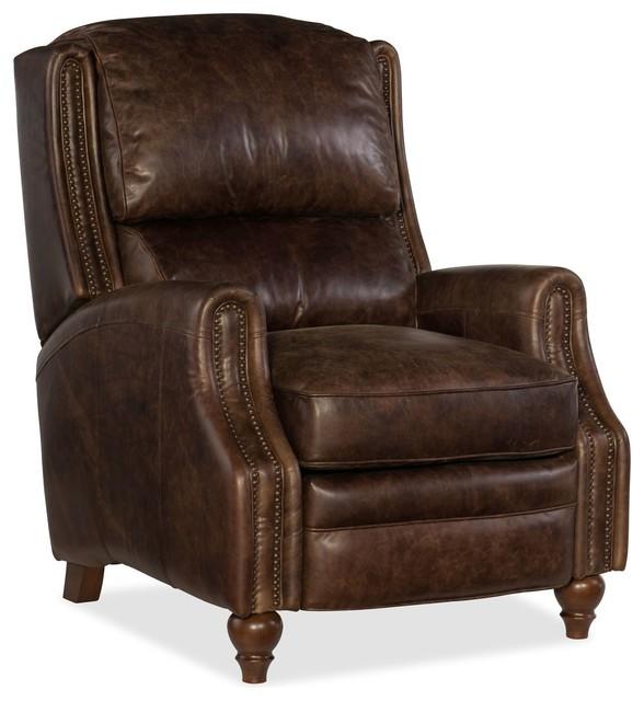Hooker Furniture Living Room Asher Recliner.