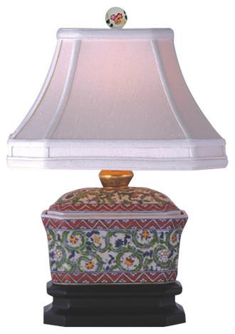 Diana Porcelain Table Lamp.
