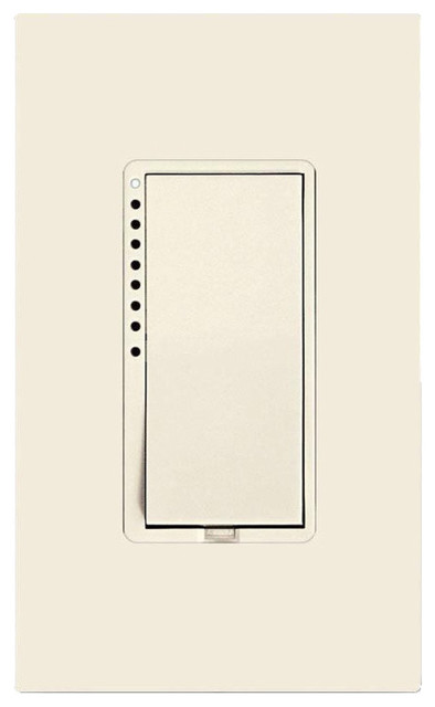 shop houzz insteon dimmer switch light almond switches and outlets. Black Bedroom Furniture Sets. Home Design Ideas