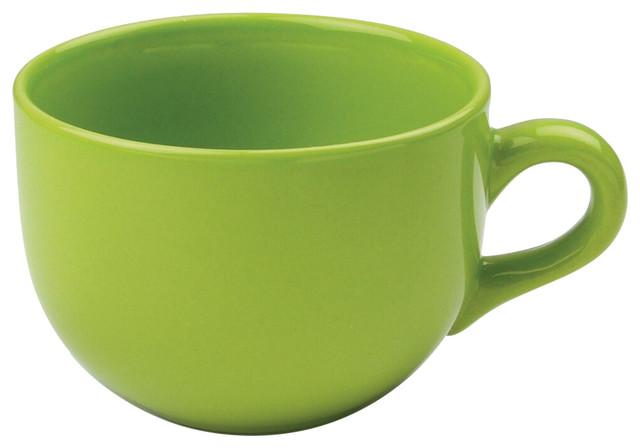Omniware Teaz Cafe Citron Stoneware 24 Oz Jumbo Coffee Mug