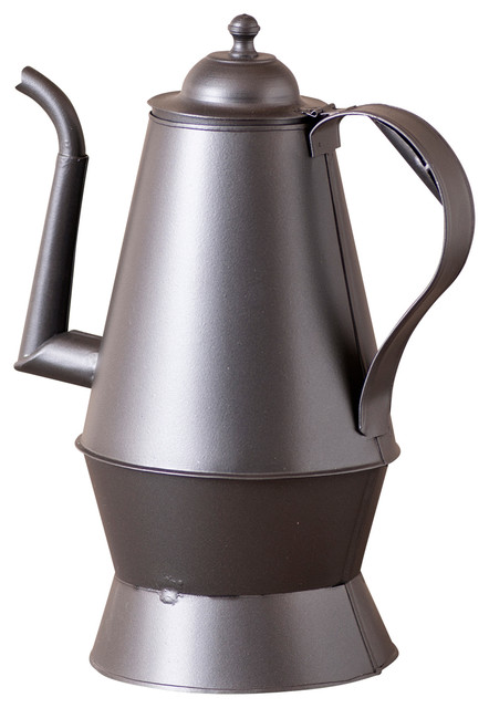 Decorative Tea Kettle Transitional Decorative Objects And