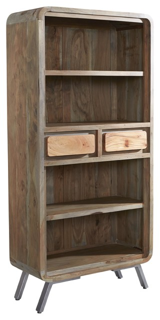 DJ Ford Retro Large Bookcase
