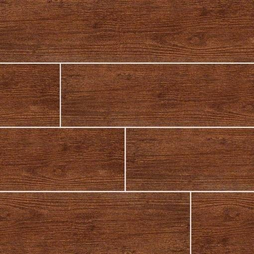 Glazed Sonoma Oak Ceramic Tile Sample Traditional Wall And Floor