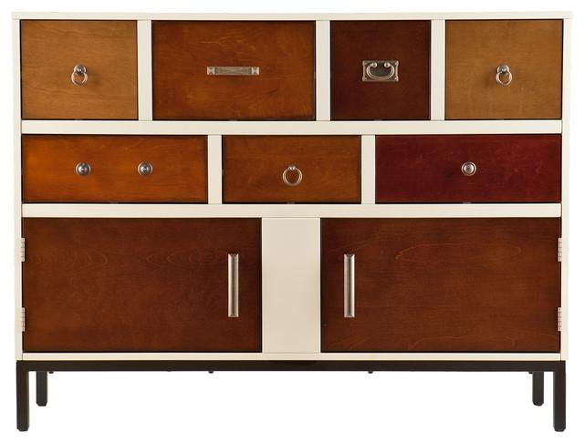Martha Stewart Living Riley Narrow Writing Desk Sofa Console Table