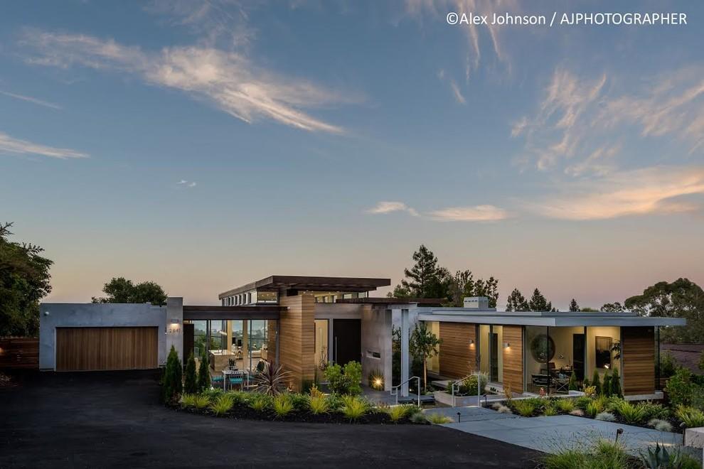 Burlingame Hills Contemporary