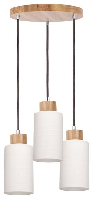 Bosco 3-Bulb Pendant Light