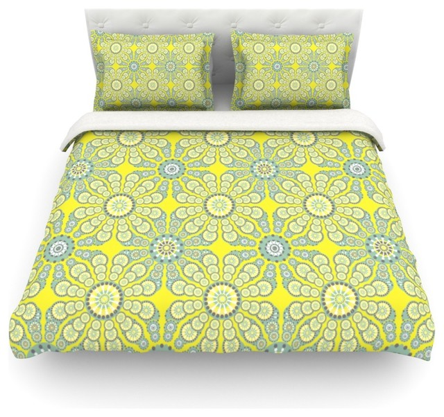 "Miranda Mol ""Budtime"" Duvet Cover Farmhouse Duvet Covers And Du"