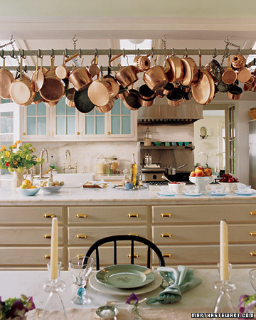 Martha Stewarts Home Kitchen  kitchen