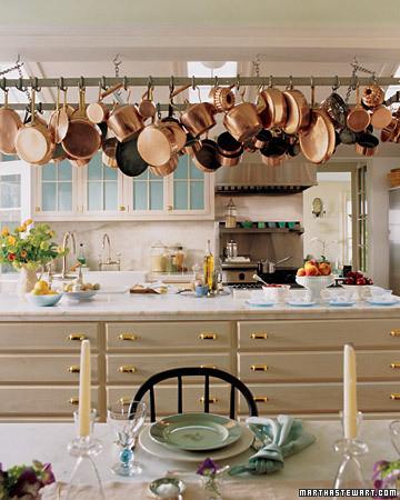 Martha Stewarts Home Kitchen  kitchen