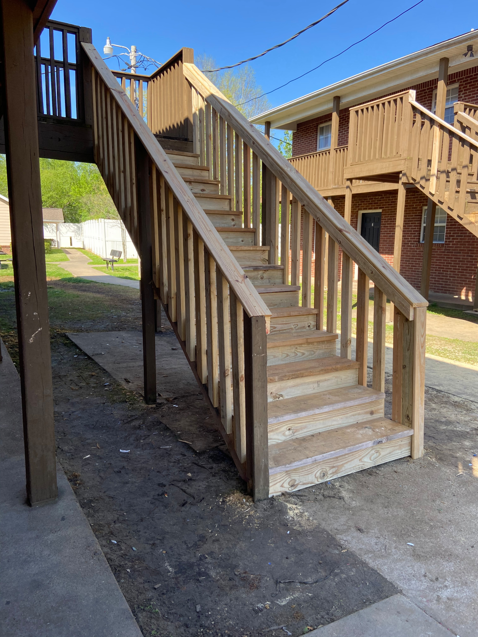 Stair Repair