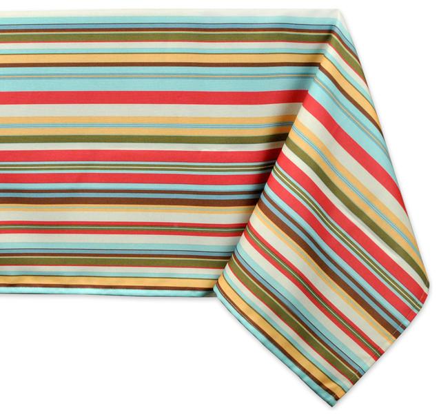 Stripe Umbrella Tablecloth ...