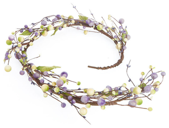 Berry And Twig Garland.