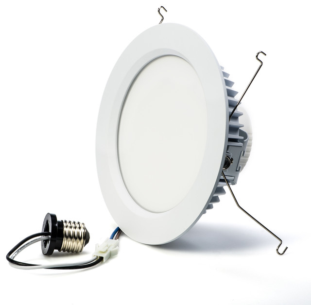 6 Quot Led Retrofit Luminaire Can Light Conversion Kit